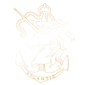 Schooner Atlantic luxury yacht charter Unicorn logo