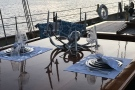 "The schooner Atlantic, al fresco dining, ""Bring out the Kraken""..."